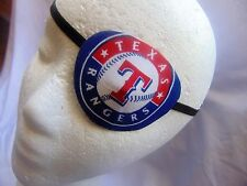 Unisex handmade eye patch/Texas Rangers/ vision accessory/cataract aid/ 2 Styles