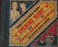 Rare Opening Night Chestnut Brass 24 Trks MINT Sealed New CD 1st 1993 Ellington