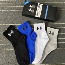 Under Armour Men's women cottons sports socks With box
