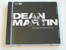 Dean Martin - Memories Are Made Of This - CD 2 (CD Album) Used Very Good