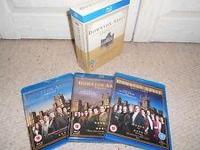 Downton Abbey - Series 1-3 - Complete (Blu-ray, 2012, 9-Disc Set, Box Set)