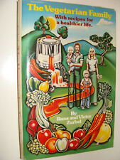 The Vegetarian Family  With Recipes for a Healthier Life by Zurbel 1978