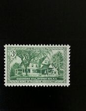 1953 3c Sagamore Hill, Home of Theodore Roosevelt, N.Y. Scott 1023 Mint F/VF NH