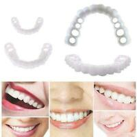 Cosmetic Dentistry Snap On Sofortige perfekte Smile Comfort Zähne A9G7 X6F0