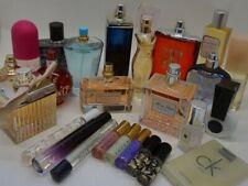 ASSORTED LOT Eau de Parfum Eau de Toilette Men Women AS-IS /as on pictures OF/22