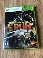 Need for Speed: The Run (Microsoft Xbox 360, 2011) ES