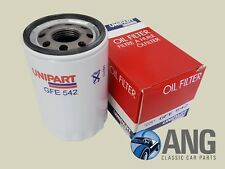 JAGUAR XJ8, XK8, XJR 4.0L V8 UNIPART SPIN-ON OIL FILTER (GFE542, EAZ1354)