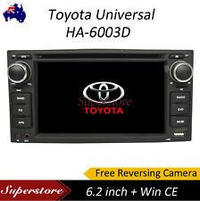 Car DVD GPS Player For Toyota COROLLA HIACE RAV4 Landcruiser PRADO Camry HILUX