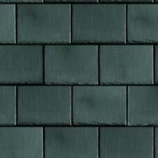 Dolls House Roof Tile Slates Dark Grey Miniature 1:12 Scale Card Roofing Sheet