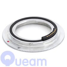 Pixco GE-1 EMF AF Confirm Flange M42 Mount Lens to Canon EOS Camera Adapter