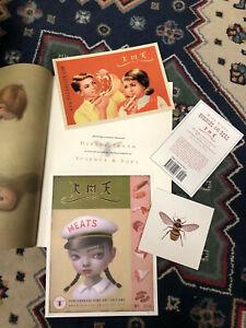 MARK RYDEN Bunnies and Bees Exhibit Book w/ Extras (Porterhouse)