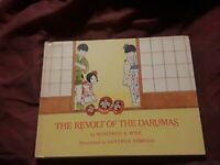 1970 The Revolt Of The Darumas by Winifred E Wise Parents Magazine Press