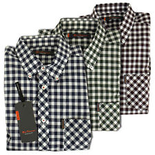 Ben Sherman Check Casual Shirts & Tops for Men