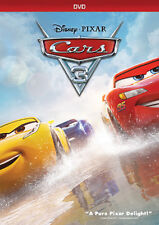 Cars 3 [New DVD] Ac-3/Dolby Digital, Dolby, Dubbed, Subtitled, Widescreen