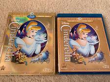 Cinderella (Diamond Edition: Blu-ray/DVD) w/ Slipcover