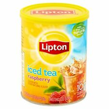 Iced Tea Mix, Raspberry Flavor, 10.8OZ