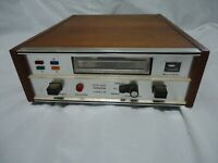 Vintage Craig Pioneer Stereo 8 Track Player 8 Track Recorder Model #3302