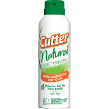 Cutter Natural Insect Repellent 6 Oz