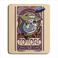 Totoro Mouse Pad Mousepad - Studio Ghibli art nouveau my neighbor anime mat 2