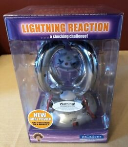 Paladone Shockaholics Lightning Reaction Party Game NEW NIB