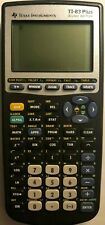 Texas Instruments TI-83 Plus Silver Edition Graphing Calculator