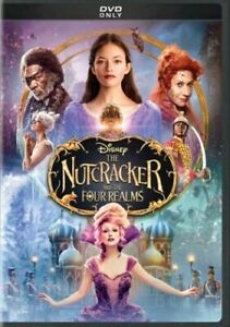 The Nutcracker And The Four Realms ( NEW DVD, 2018)
