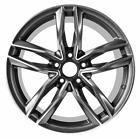 18 x 8 Wheels Fits Audi A4 A5 S4 S5 A6 A7 A8 Q5 ET 35 PCD 5x112 OEM Rims Set 4