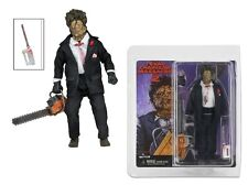 NECA TEXAS CHAINSAW MASSACRE PART 2 30th ANNIVERSARY LEATHERFACE ACTION FIGURE