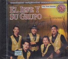 El Jefe y Su Grupo Cariñito De Mi Vida CD New Nuevo sealed