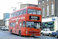 London Transport M324 EYE 324V 6x4 Bus Photo Ref L144