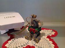 Lenox Christmas Ornament Elephant 1999
