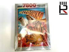 MELTDOWN ATARI 7800 PAL genuine & unused OLD NEW STOCK! EXCELLENT!! WOW!