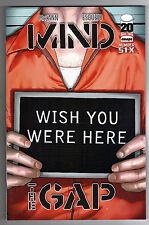 MIND THE GAP #6 - JIM McCANN STORY - RODIN ESQUEJO COVER - 2012