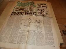 GUERIN SPORTIVO 37-26 OTTOBRE 1970-RIVERA MAZZOLA MEZZALI COREA-BRERA-ROCCO-B25