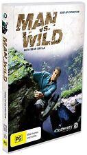 Man Vs Wild - Edge Of Extinction : NEW DVD