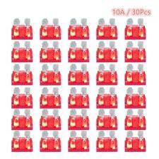AGU30 FUSES COOPER BUSSMANN 30 AMP MINI GLASS-TYPE FUSE 10 Pack #AGU30-10PK
