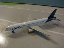 HERPA WINGS (503792) ROYAL AIRLINES 757-200 1:500 SCALE DIECAST METAL MODEL