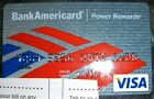 Expired  Bank of America BankAmericard CASH REWARD card without chip  (A186a)