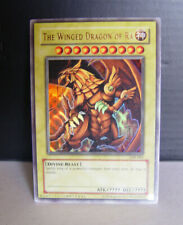 The Winged Dragon of Ra - GBI-003 - Secret Rare