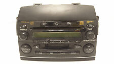 Original 2004-2007 Toyota Sienna JBL Radio 6 Fache CD Kassette MP3  86120-AE030