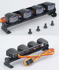 Fashion 5 Modes Multi-Function Spotlight Light Bar For RC 1/10 1/8 Model Car 01