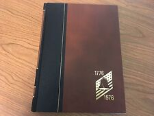 New listing Signed Book: Alistair Cooke's America 1776/1976 special edition 1975 9th print