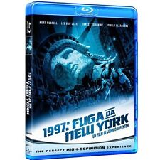 Blu Ray 1997 FUGA DA NEW YORK - (1981) ** Kurt Russell **  ......NUOVO