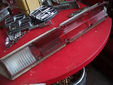 1969 mercury marauder x100 tail light lens,housing,marquis,69,1970,70,wagon,