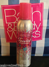Bath & Body Works Twisted Peppermint Whipped Shimmer Body Cream
