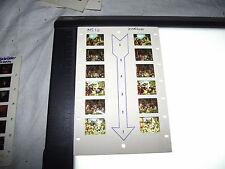 Bildkarte MS 13 Puppen spielen Indianer 3D Betrachter Stereomat Stereokarte
