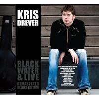 Drever Kris - Noir Eau & Live (Remasterisé Neuf CD