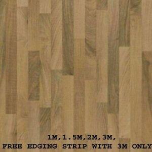 LAMINATE KITCHEN WORKTOP ALL SIZE 1M,1.5M 2M,3M (600x 30mm) Porterhouse Walnut