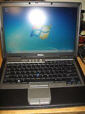 """Dell Latitude D620 14.1"""" Laptop Dual Core 1.66ghz, 120GB, 2GB Win 7 Wifi DVDCDRW"""