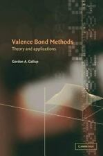 Valence Bond Methods: Theory and Applications-ExLibrary